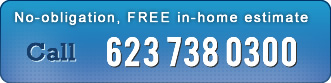 No obligation, Free in-home estimates for our Arizona customers